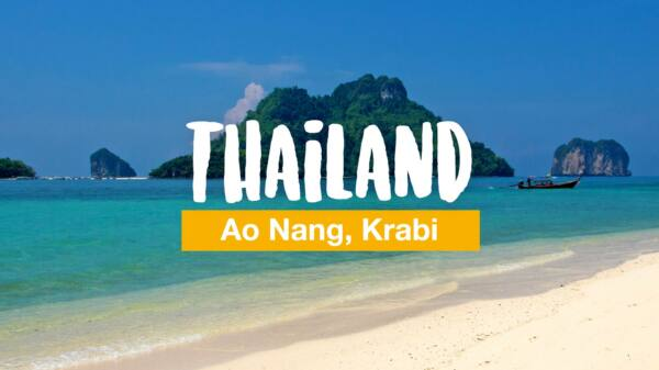 Ao Nang/Krabi Video