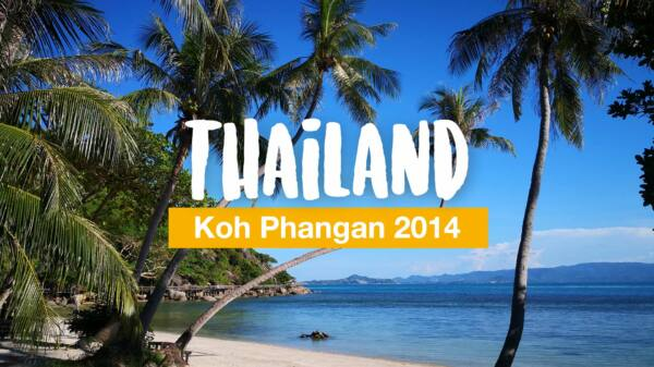 Koh Phangan Video