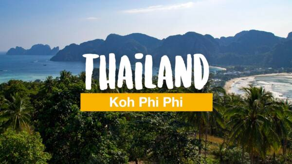 Koh Phi Phi Video