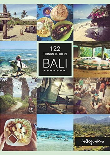 Bali Reiseführer: 122 Things to Do in Bali