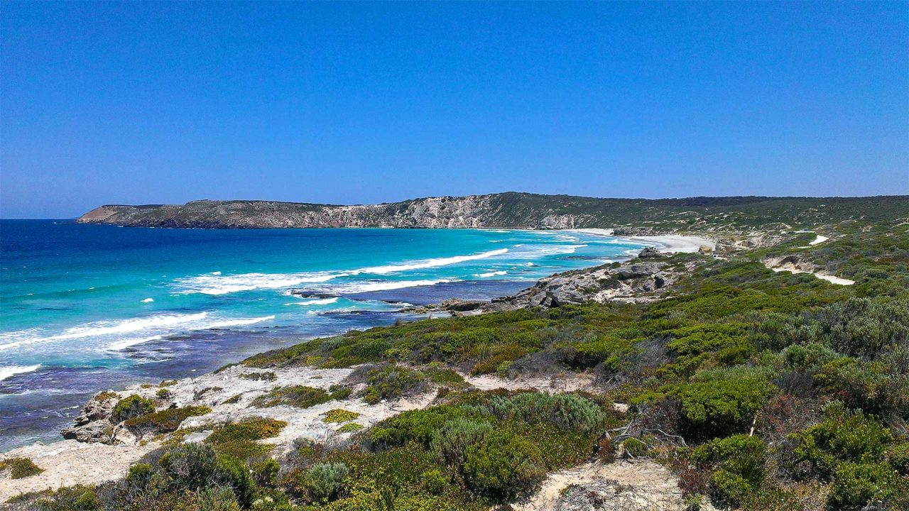 View at Kangaroo Island