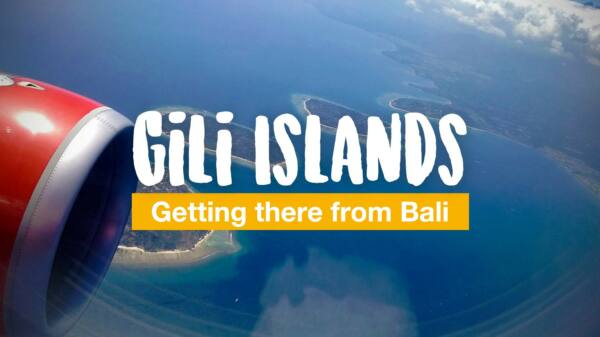 How do I get from Bali to the Gili Islands?