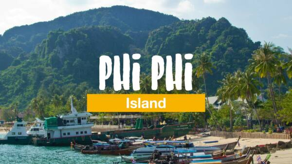 Welcome to Phi Phi Island