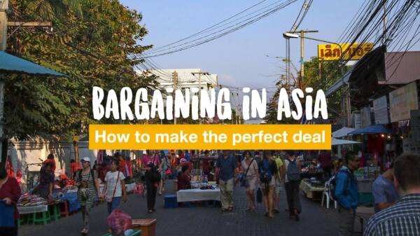 How to make the perfect deal: tips for bargaining in Asia