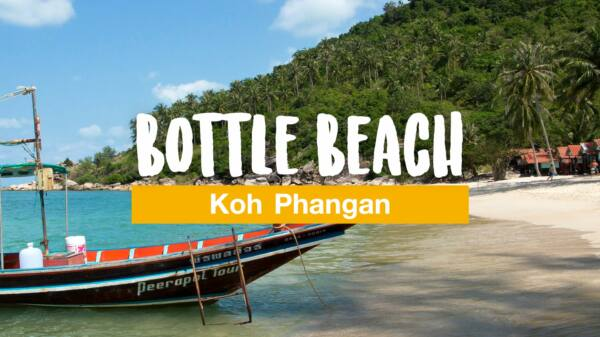 Ein Tag am Bottle Beach