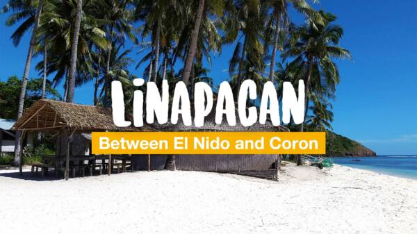 Linapacan – a secret jewel half way between El Nido and Coron
