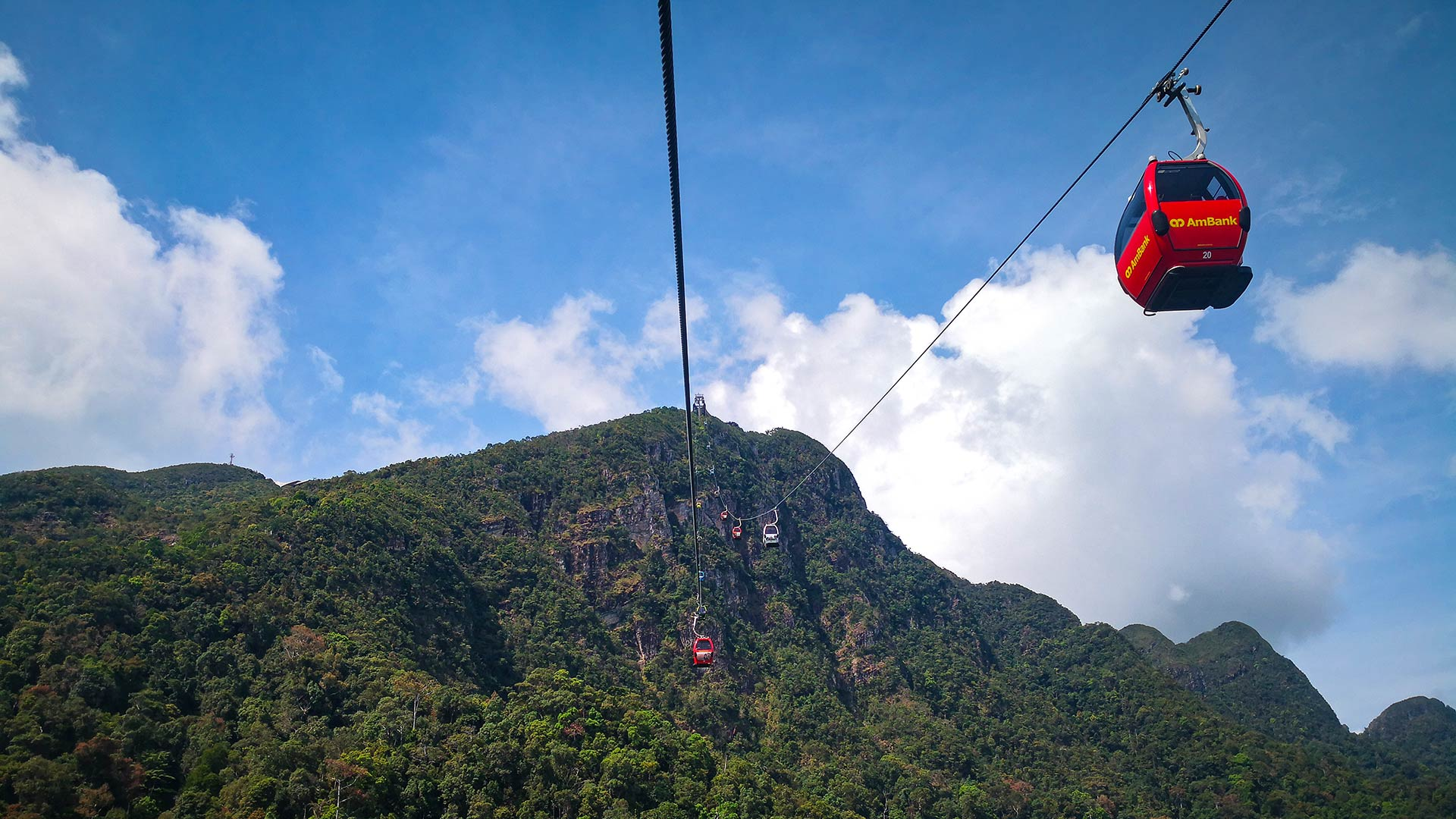 Langkawi Oriental Village Cable Car And Skybridge