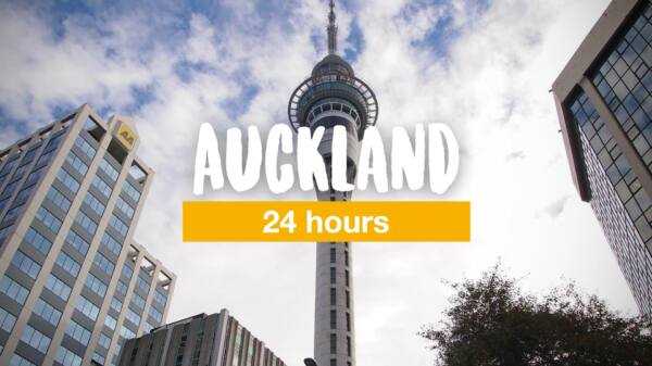 24 hours in Auckland - New Zealand's secret capital