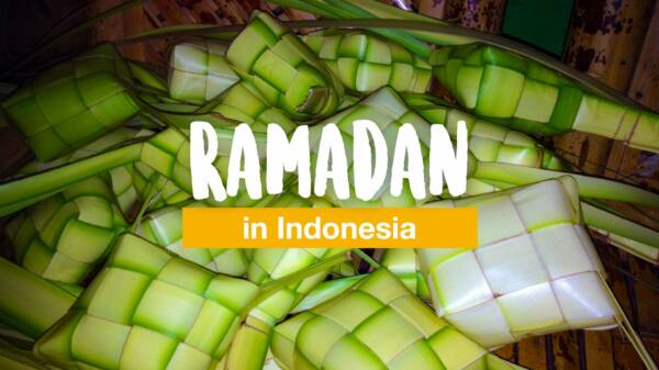Ramadan in Indonesia: what you should keep in mind as a traveler