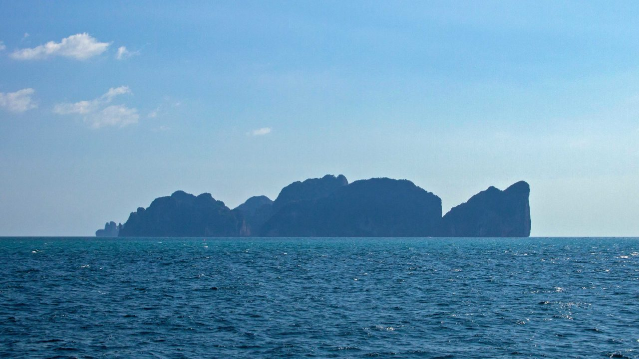 The view at Koh Phi Phi Leh