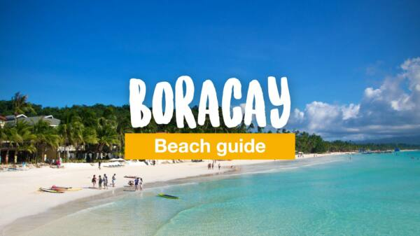 The ultimate Boracay beach guide - all beaches, all information