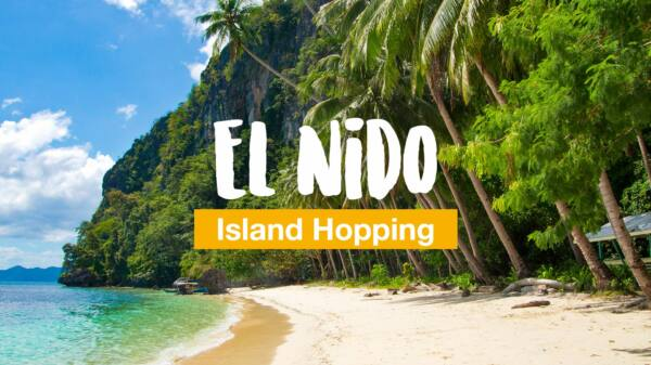 El Nido Island Hopping - our trip to paradise