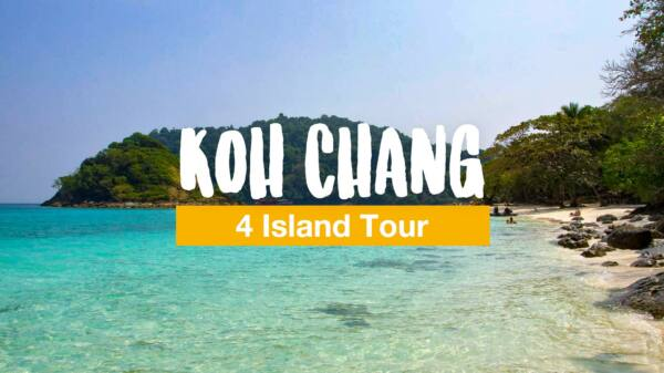 Koh Chang Island Hopping – 4 Island Tour