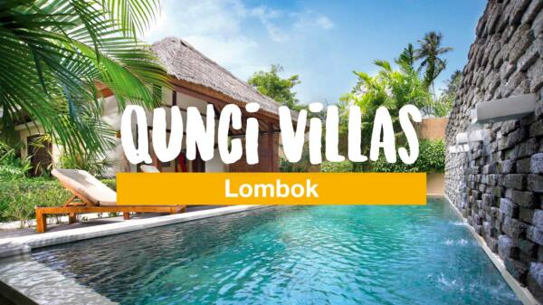 Your key to an idyllic Lombok - Qunci Villas
