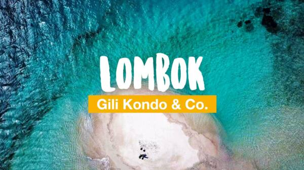 The secret Gilis in East Lombok: Gili Kondo & Co.