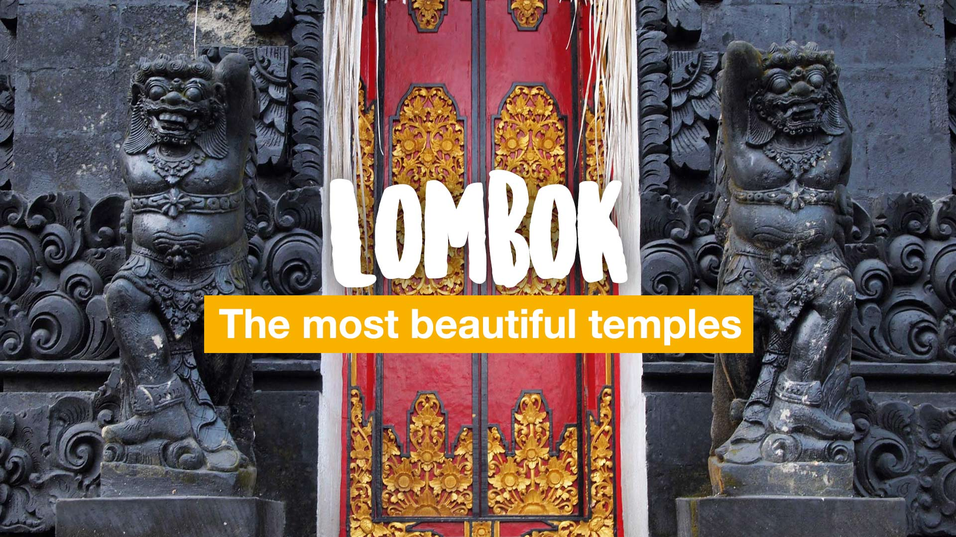 Lombok: the most beautiful Balinese temples | Travel blog