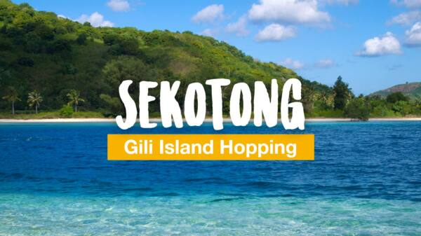 Sekotong: Gili island hopping in South Lombok