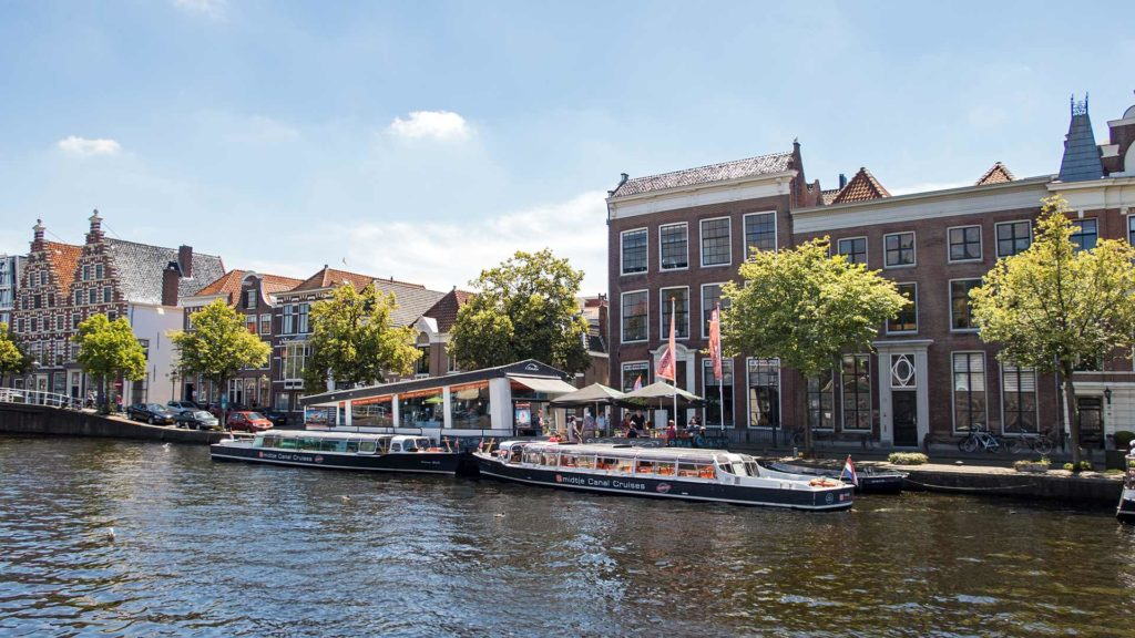 Canal Cruises in Haarlem