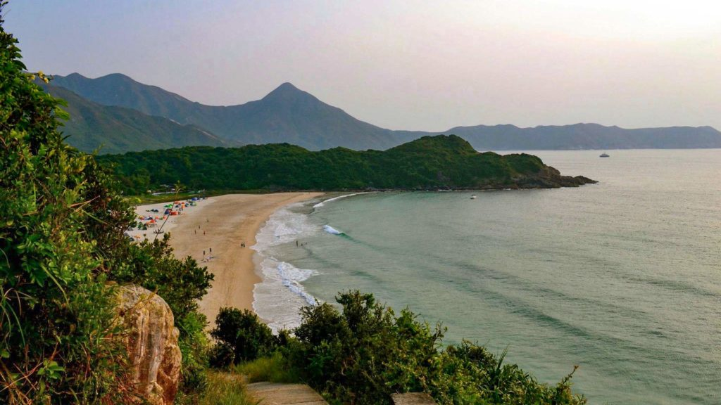 Ham Tin Beach, Hong Kong