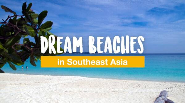 12 dream beaches in Southeast Asia