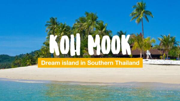 Koh Mook - a dream island in Southern Thailand