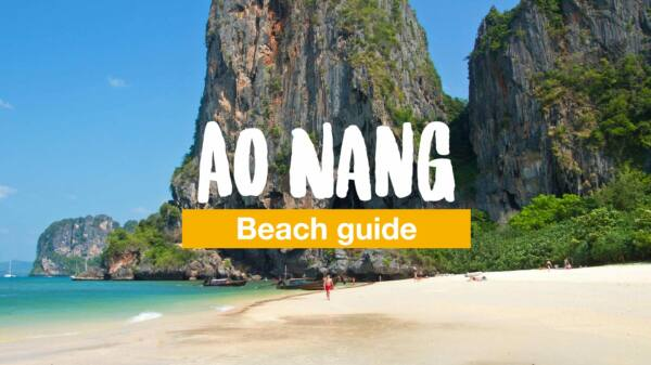 Ao Nang beach guide: Krabi's mainland beaches