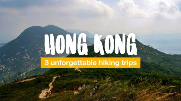 3 unforgettable Hiking Trips in and around Hong Kong