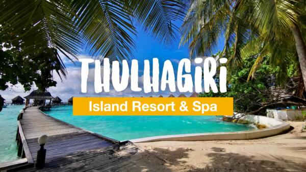 Thulhagiri Island Resort & Spa Hotel Review