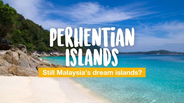 Perhentian Islands - still Malaysia's dream islands?