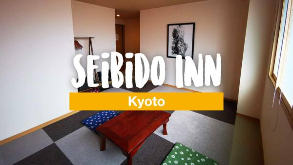 Seibido Inn Kyoto (Review)