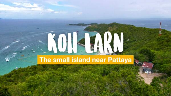Koh Larn – the small island near Pattaya