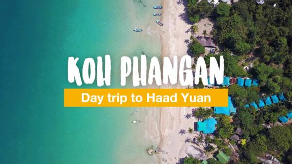 Koh Phangan: day trip to Haad Yuan