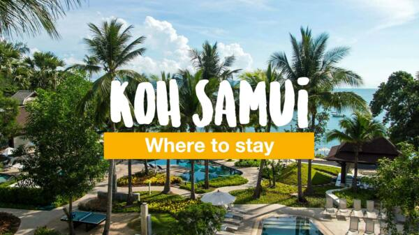 Koh Samui hotels: where to stay