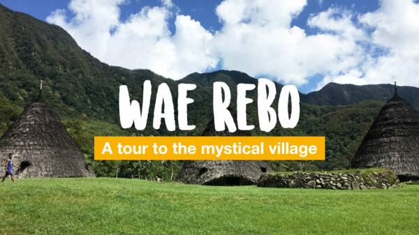 Wae Rebo - a tour to the mystical village on Flores