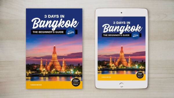 Bangkok travel guide: 3 Days in Bangkok - The Beginner's Guide