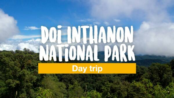 Doi Inthanon National Park - day trip