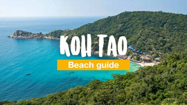 Koh Tao beach guide - all you need to know