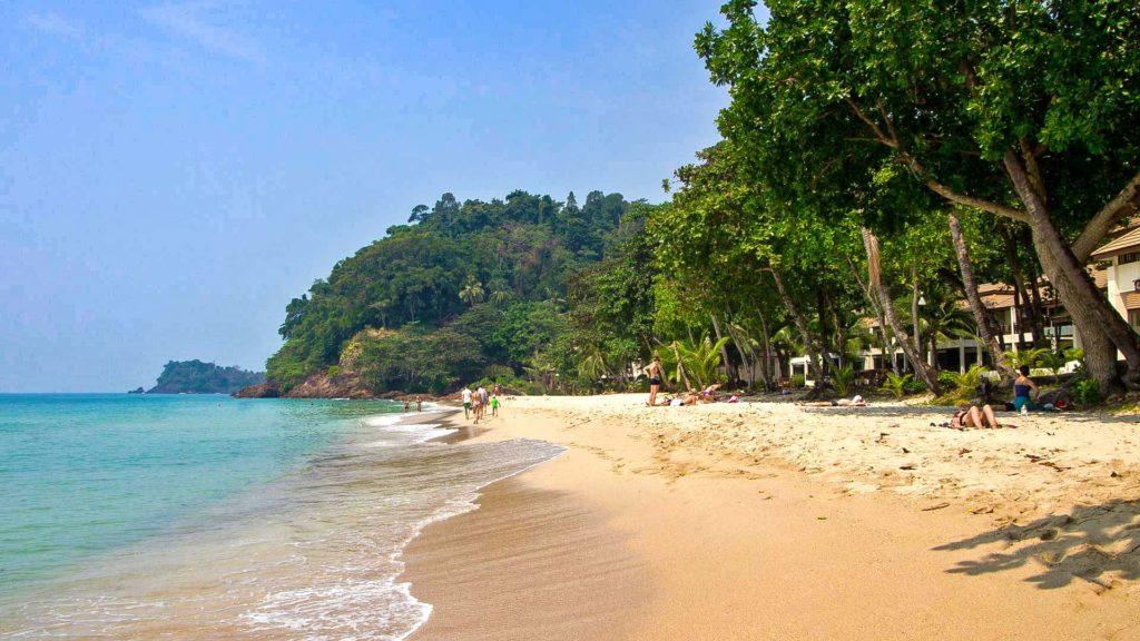 The Lonely Beach on Koh Chang