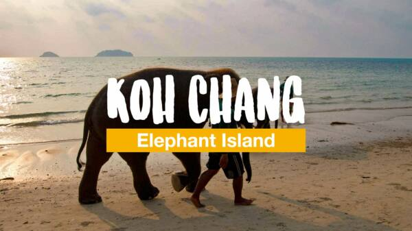 Koh Chang, Elephant Island - How to get there and first impressions
