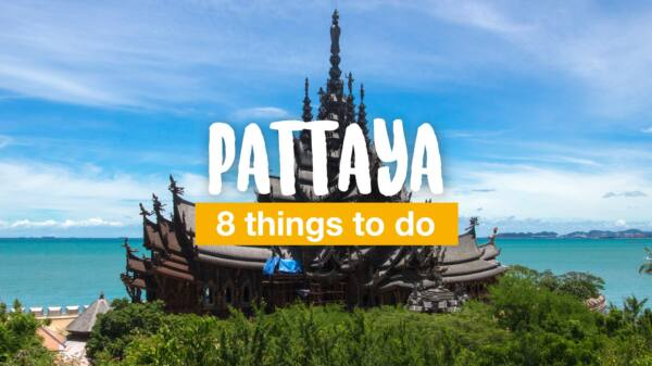 8 things to do in Pattaya