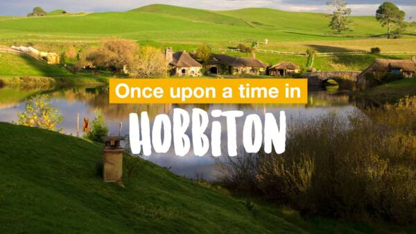 Once upon a time in Hobbiton...