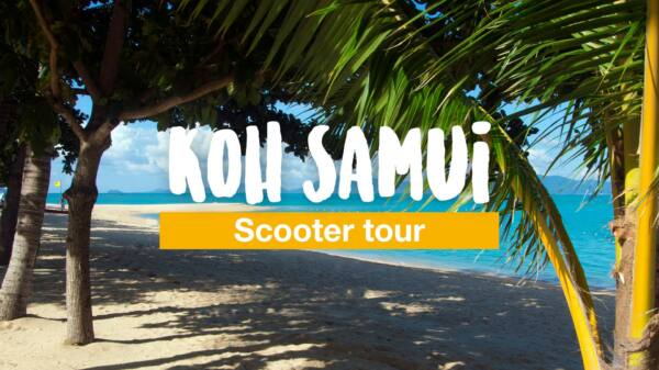 Koh Samui on your own - a scooter tour around the island