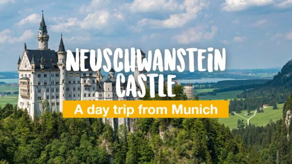 Neuschwanstein Castle - a day trip from Munich