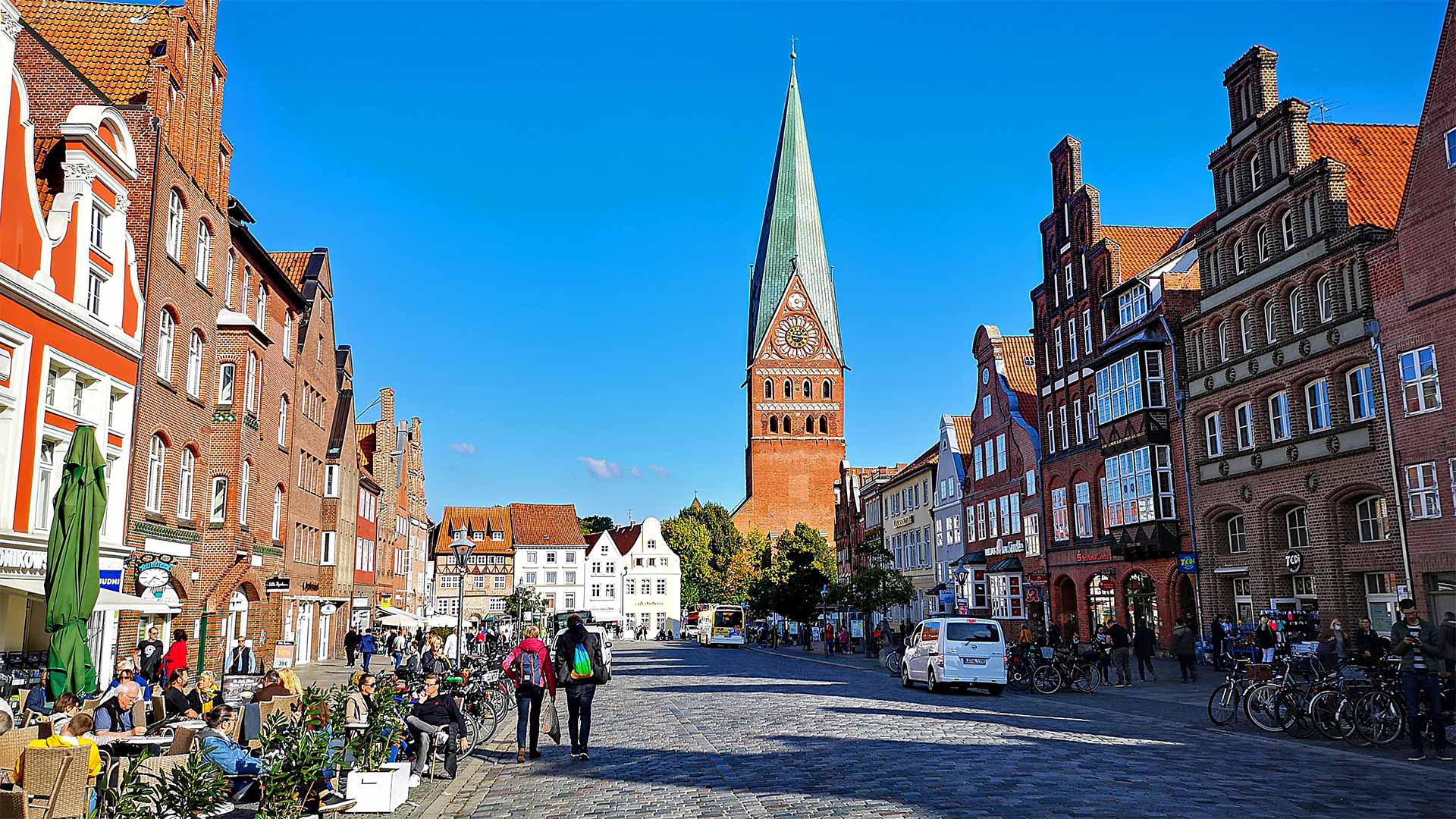 Lüneburg Sehenswürdigkeiten   ein Tag in der Hansestadt