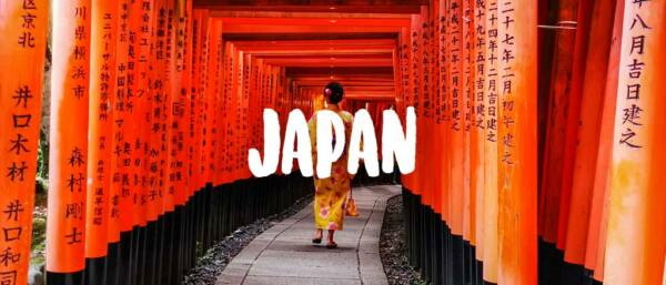 Discover Southeast Asia & the world: Japan