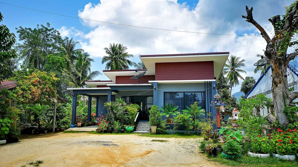 House for Rent in Thailand